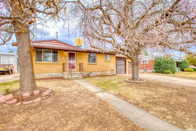 198 N Terrace Dr, Clearfield, UT 84015 (#1713578) :: The Perry Group