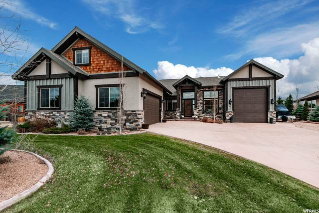 830 W Summit Haven Cir, Francis, UT 84036 (#1713586) :: Belknap Team