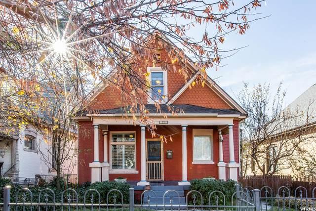 570 E 600 S, Salt Lake City, UT 84102 (#1713597) :: Bustos Real Estate | Keller Williams Utah Realtors