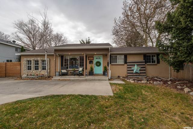 1412 E 7240 S, Salt Lake City, UT 84121 (#1713613) :: Colemere Realty Associates