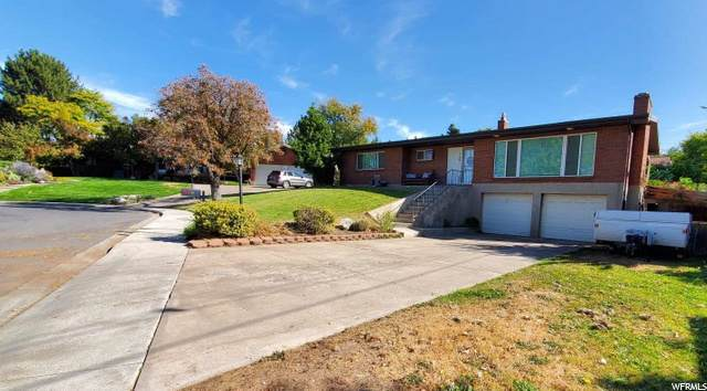765 S Sunny Ln W, Orem, UT 84058 (#1713621) :: Doxey Real Estate Group