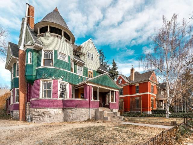 1007 E 1ST Ave, Salt Lake City, UT 84103 (MLS #1713622) :: Lookout Real Estate Group