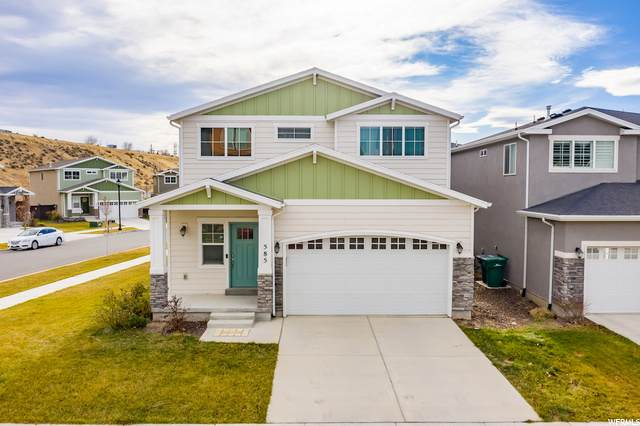 585 W Life Dr N, Bluffdale, UT 84065 (#1713625) :: The Perry Group