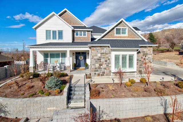 605 E Foothill Dr, Provo, UT 84604 (#1713627) :: The Perry Group