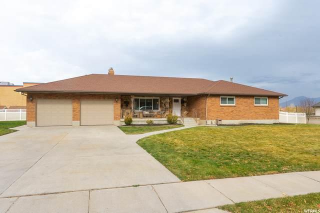 2266 W Williamsburg Cir S, West Jordan, UT 84088 (#1713643) :: Bustos Real Estate | Keller Williams Utah Realtors