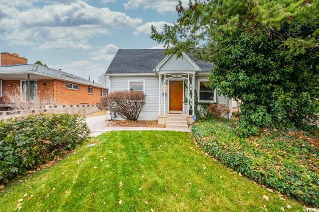2757 S 1000 E, Salt Lake City, UT 84106 (#1713651) :: Bustos Real Estate | Keller Williams Utah Realtors