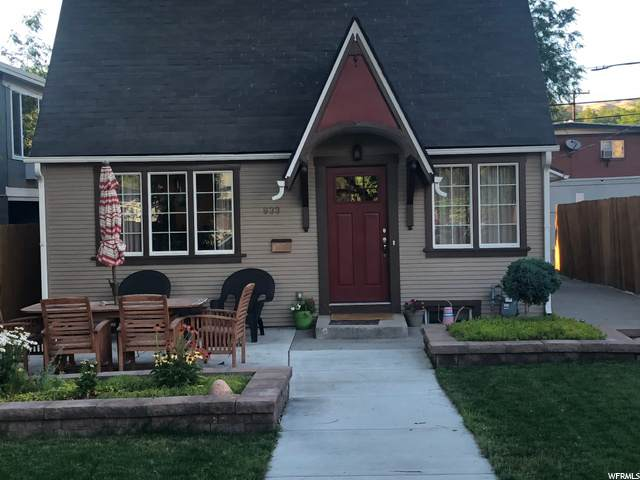 933 E 800 S, Salt Lake City, UT 84102 (MLS #1713655) :: Lookout Real Estate Group