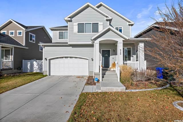 920 W Carlisle Park Ln, South Salt Lake, UT 84119 (#1713657) :: Doxey Real Estate Group