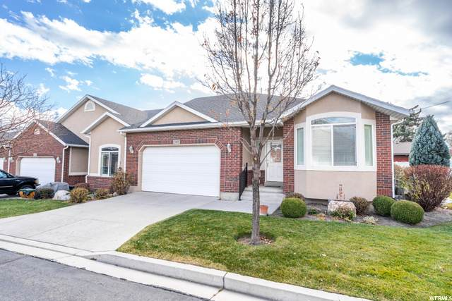 1683 W Peaceful Park Ln #0, South Jordan, UT 84095 (#1713671) :: The Perry Group
