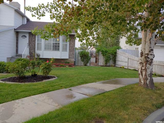 5638 W Walnut View Cir W, Salt Lake City, UT 84118 (#1713689) :: Bustos Real Estate | Keller Williams Utah Realtors
