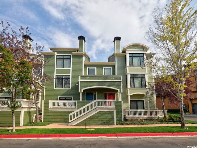 108 W Village Ln #108, Provo, UT 84604 (#1713690) :: The Perry Group