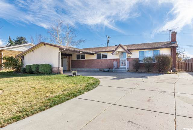 365 W 2250 N, Sunset, UT 84015 (#1713697) :: Colemere Realty Associates