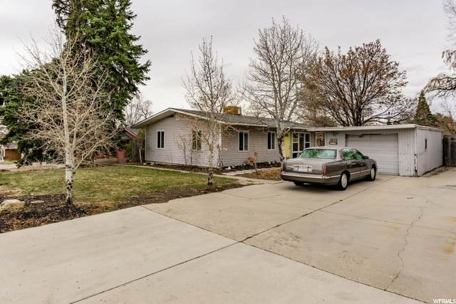 3215 E 3900 S, Salt Lake City, UT 84124 (#1713702) :: Bustos Real Estate | Keller Williams Utah Realtors