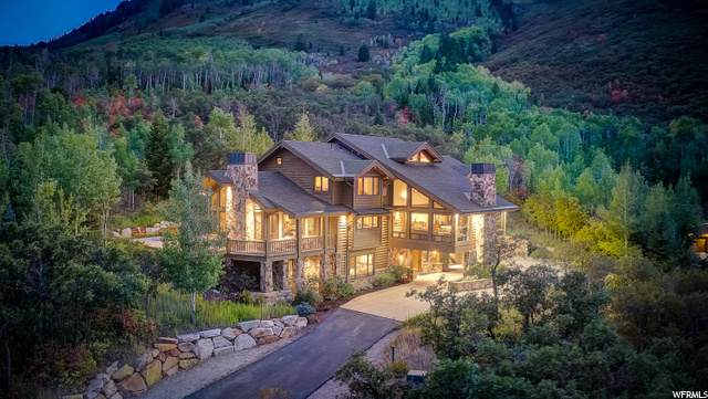 25 Canyon Ct #71, Park City, UT 84060 (MLS #1713718) :: Lookout Real Estate Group
