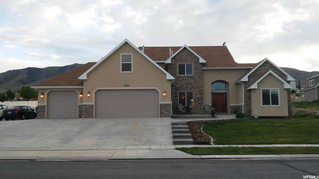 3907 S Starlight Dr, Saratoga Springs, UT 84045 (#1713737) :: The Perry Group