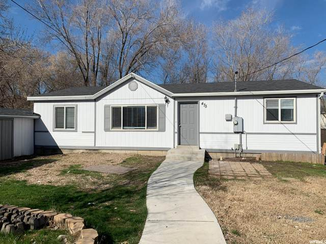 6600 S 475 E, South Weber, UT 84405 (#1713761) :: Colemere Realty Associates