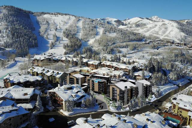 7520 Royal St #314, Park City, UT 84060 (MLS #1713771) :: Lookout Real Estate Group