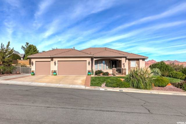 1308 W Red Bluff Cir, Washington, UT 84780 (#1713797) :: goBE Realty
