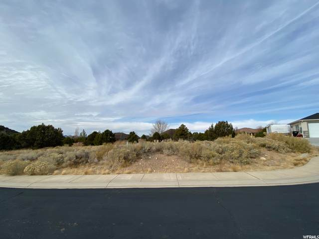 1091 E 1975 N, Cedar City, UT 84721 (#1713806) :: REALTY ONE GROUP ARETE