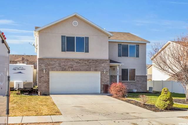 13854 S Lamont Lowell Cir, Herriman, UT 84096 (#1713820) :: Bustos Real Estate | Keller Williams Utah Realtors