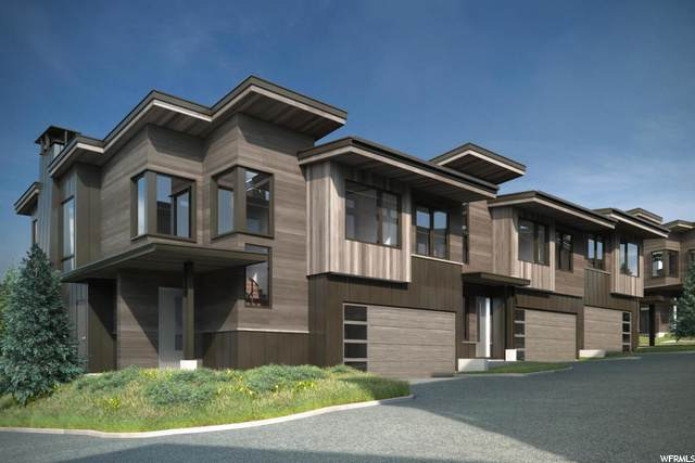 3532 Ridgeline Dr 12C, Park City, UT 84098 (MLS #1713822) :: Lookout Real Estate Group