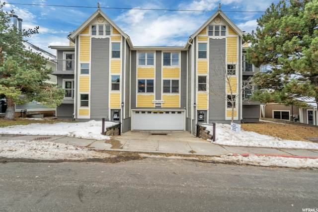 1035 Park Ave 2-B, Park City, UT 84060 (MLS #1713837) :: Lookout Real Estate Group