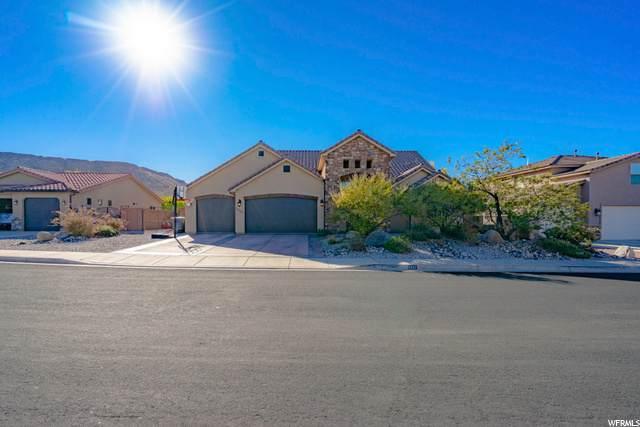 1257 W 170 N, St. George, UT 84770 (#1713843) :: Bustos Real Estate | Keller Williams Utah Realtors