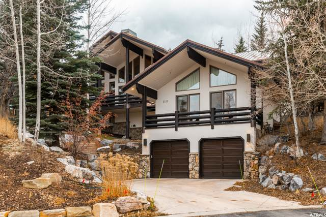 3133 Mountain Ridge Ct, Park City, UT 84060 (#1713868) :: Big Key Real Estate