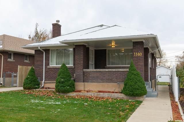 1140 E 1300 S, Salt Lake City, UT 84105 (MLS #1713873) :: Lookout Real Estate Group