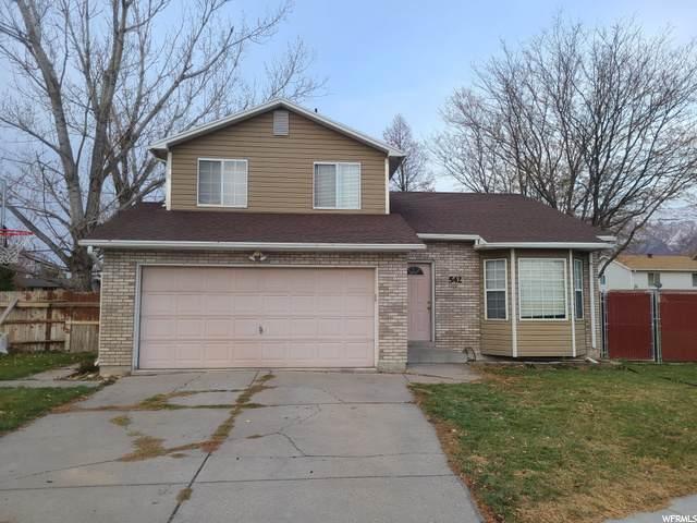 542 W 2250 N, Harrisville, UT 84414 (#1713881) :: Colemere Realty Associates