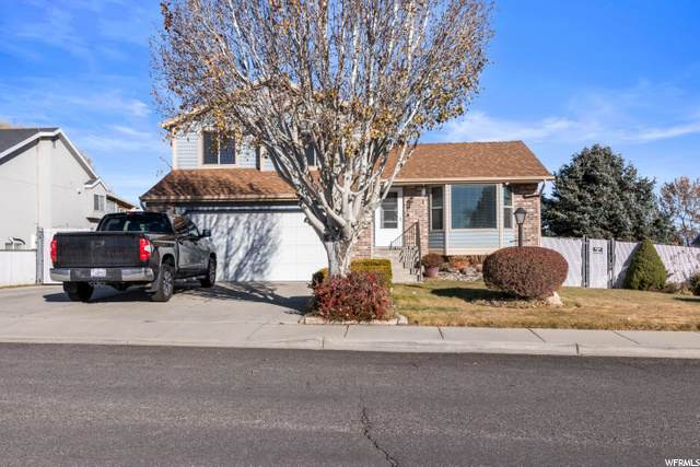5028 W Eagle Wood Dr S, West Valley City, UT 84120 (#1713884) :: Pearson & Associates Real Estate