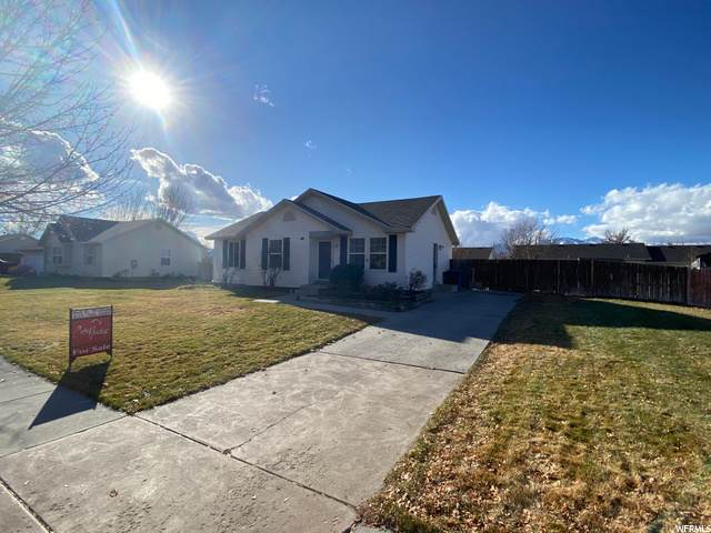 66 S 1250 E, Hyrum, UT 84319 (#1713898) :: The Perry Group