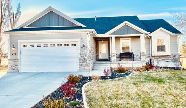 479 Country Clb, Stansbury Park, UT 84074 (#1713904) :: Colemere Realty Associates