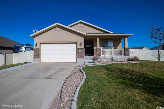 573 S Stone Way, Santaquin, UT 84655 (#1713920) :: Colemere Realty Associates