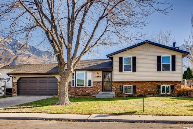 1398 N 80 W, Orem, UT 84057 (#1713937) :: The Perry Group