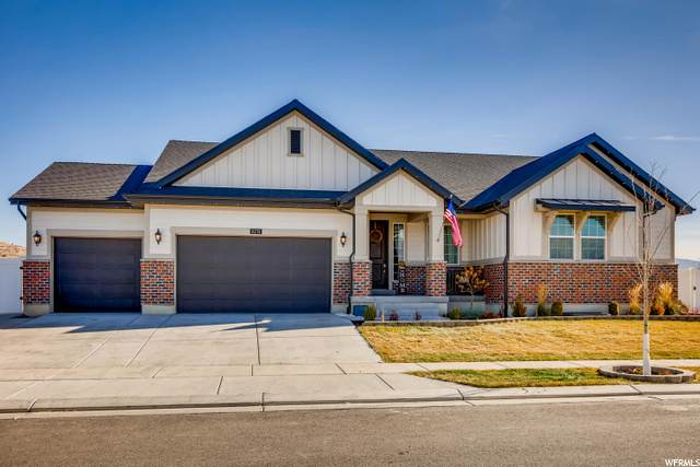 6274 N Vernon Dr E, Eagle Mountain, UT 84005 (#1713938) :: Big Key Real Estate