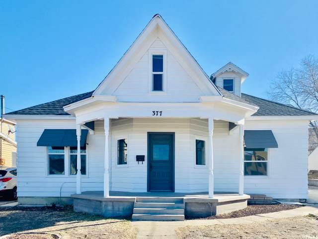 377 S 100 W, Tooele, UT 84074 (#1713941) :: Bustos Real Estate | Keller Williams Utah Realtors