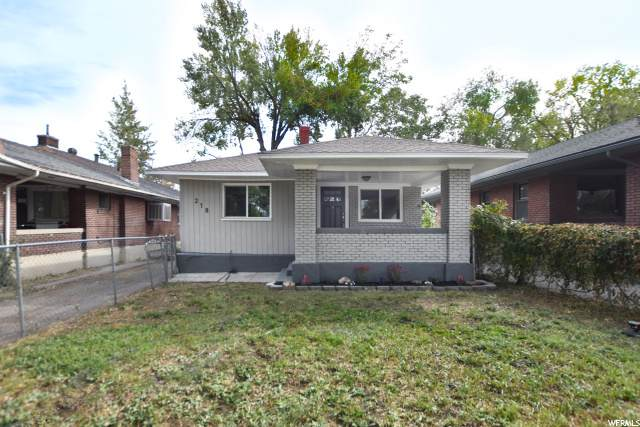 218 E Hubbard Ave, Salt Lake City, UT 84111 (MLS #1713942) :: Lookout Real Estate Group