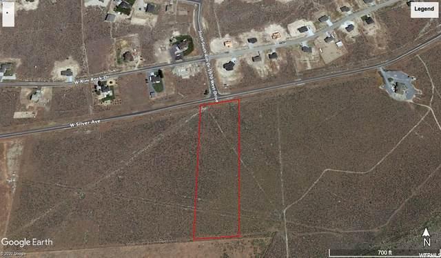 2063 W Silver Ave, Stockton, UT 84071 (#1713976) :: Big Key Real Estate
