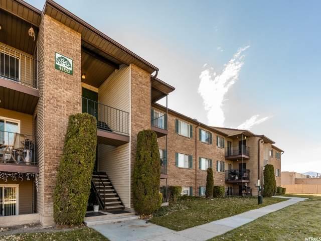 4186 S Oak Meadow Dr #11, Taylorsville, UT 84123 (#1714008) :: Colemere Realty Associates