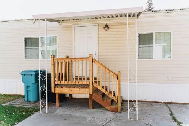 744 N 400 W, Logan, UT 84321 (#1714009) :: Berkshire Hathaway HomeServices Elite Real Estate