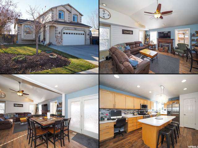 513 N Country Clb W, Stansbury Park, UT 84074 (#1714012) :: Colemere Realty Associates