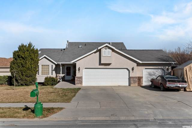 16541 S River Willow Dr W, Bluffdale, UT 84065 (#1714016) :: Red Sign Team