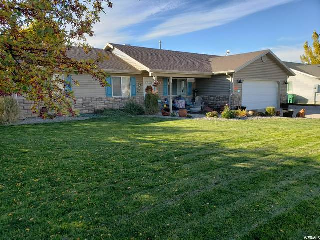 3185 S 1600 W, Nibley, UT 84321 (#1714028) :: Big Key Real Estate