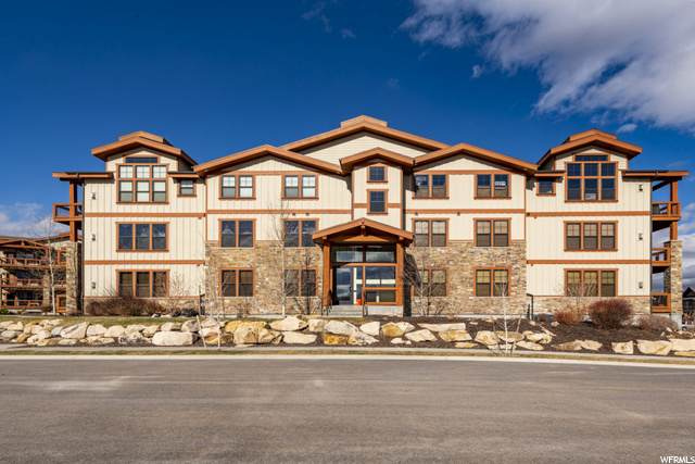 9855 N Vista Dr W #102, Heber City, UT 84032 (#1714033) :: Exit Realty Success