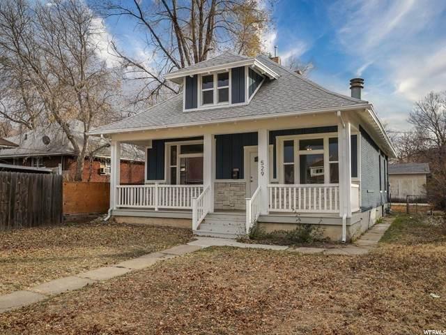 529 30TH St, Ogden, UT 84403 (MLS #1714042) :: Lookout Real Estate Group