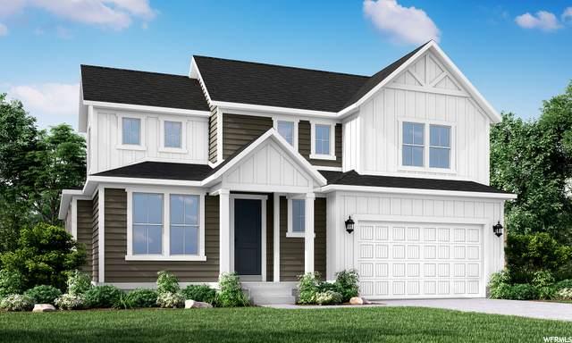 13186 S Pink Blossom Dr #102, Herriman, UT 84096 (MLS #1714046) :: Lookout Real Estate Group