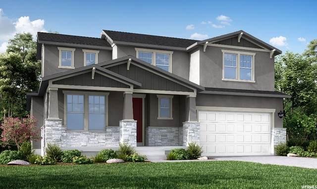 6793 S Hidden Elm Way, Herriman, UT 84096 (MLS #1714055) :: Lookout Real Estate Group
