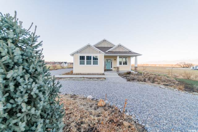 261 E 600 S, Mendon, UT 84325 (#1714057) :: Big Key Real Estate