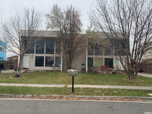 2367 S Keys St W, West Valley City, UT 84119 (#1714069) :: Colemere Realty Associates